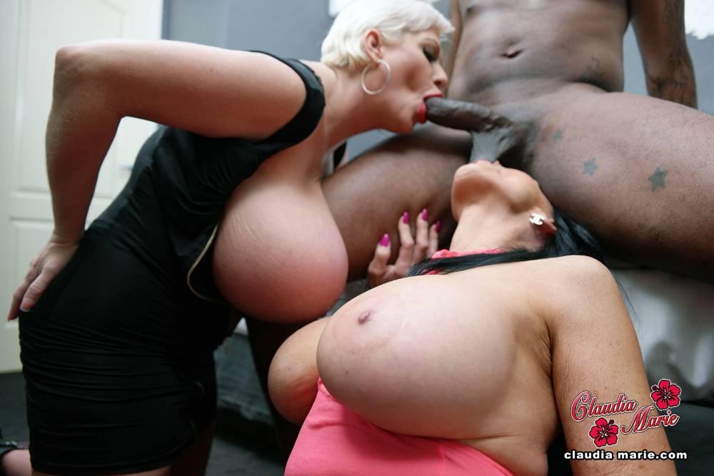 Клавдия мария в порно групповуха