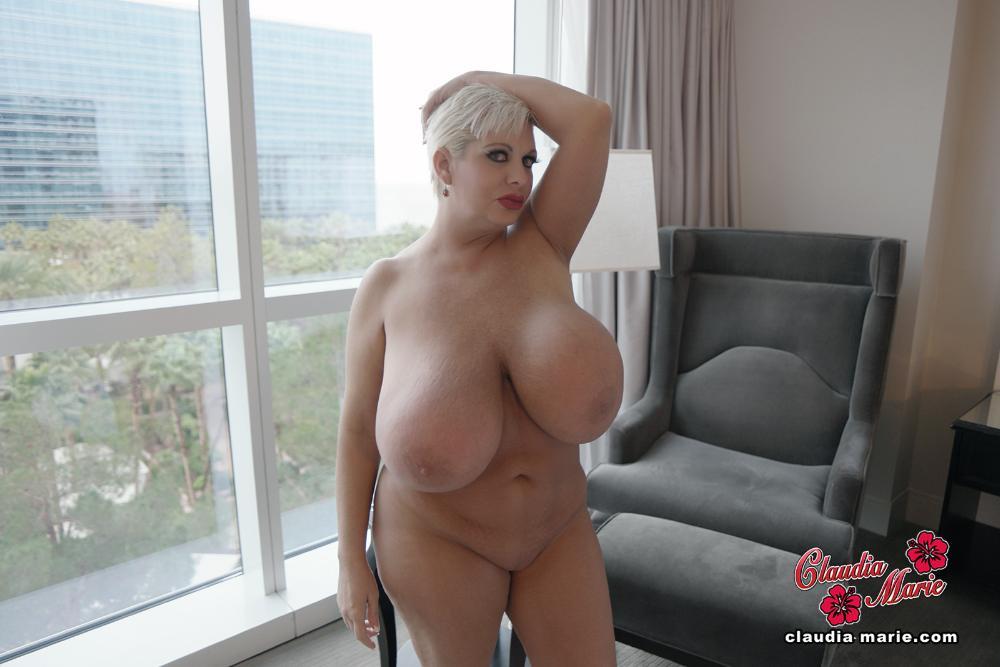 Big Tits Claudia Marie Starring In Fake Tit Slut 3-6968