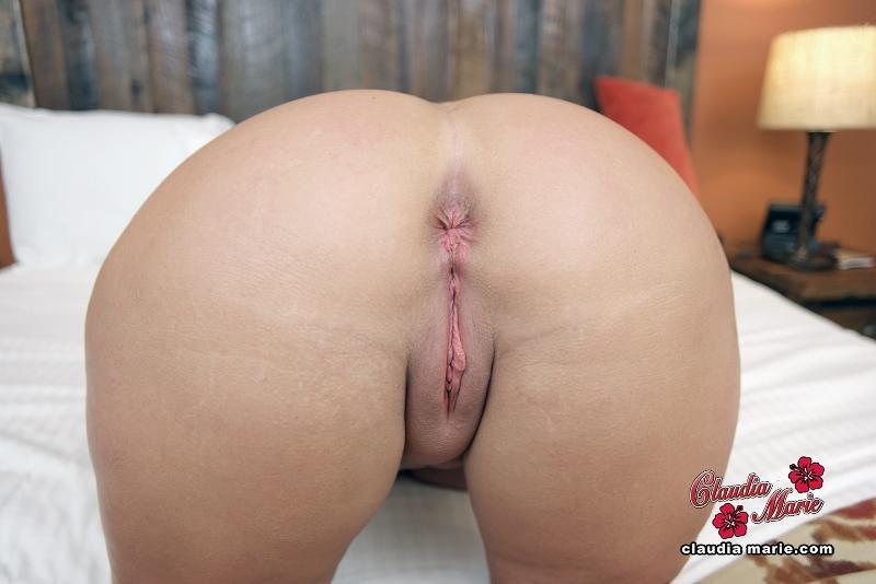 Big tits small ass