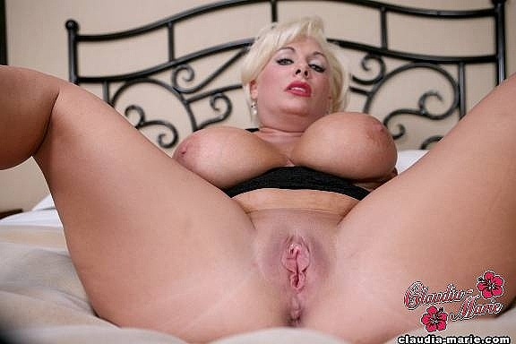 Claudia marie creampie from member of her website Part 7